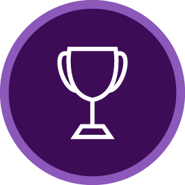 Online Champion Badge