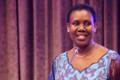 Diana L. Ofwona, UN Women Representative in Rwanda. Photo: Christian T. Mulumba/UN Women Rwanda - See more at: https://www.unwomen.org/en/news/stories/2015/6/boosting-financial-and-business-literacy-in-rwanda#sthash.Y2q4gjbY.dpuf
