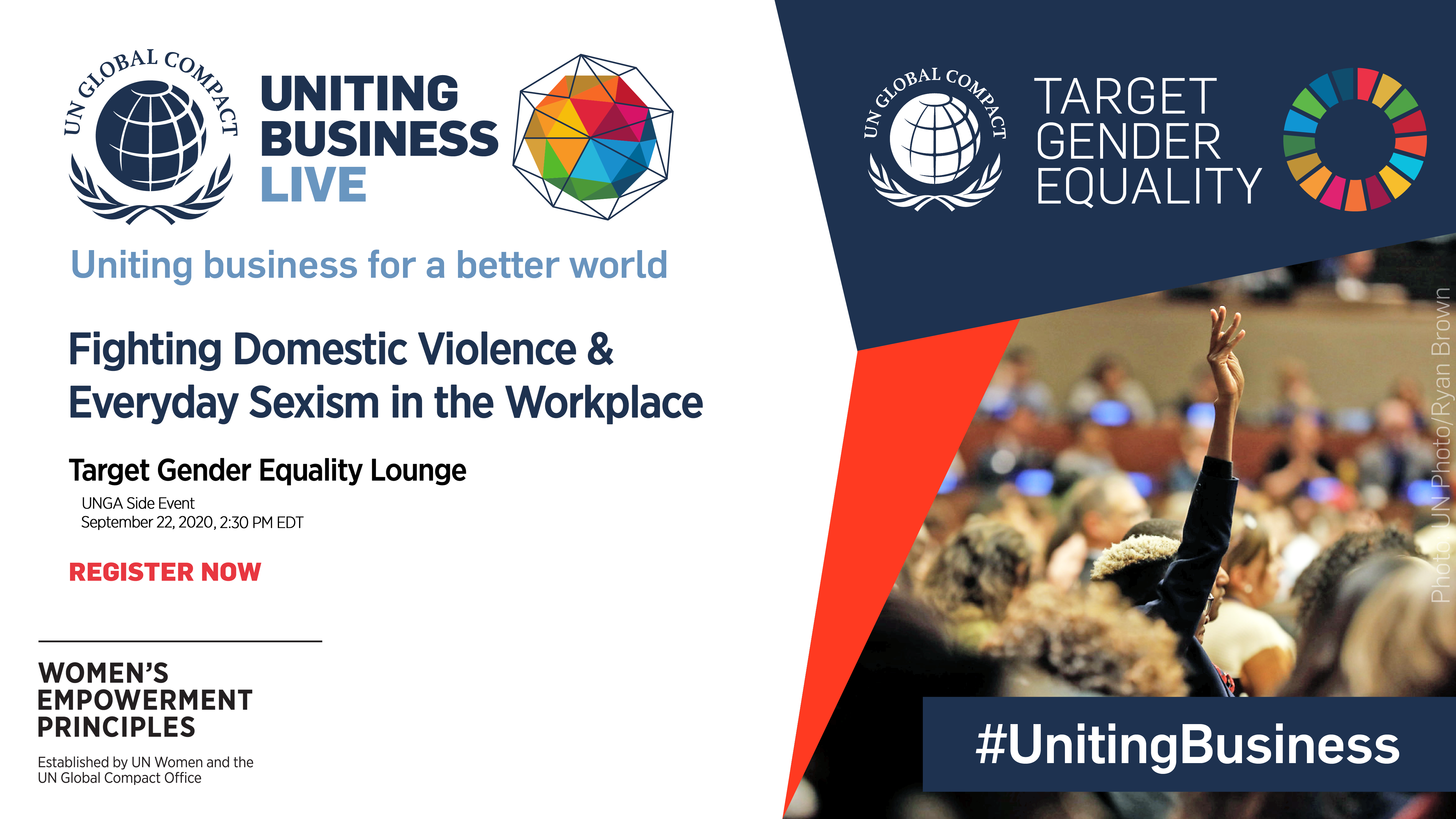 Uniting Business Live